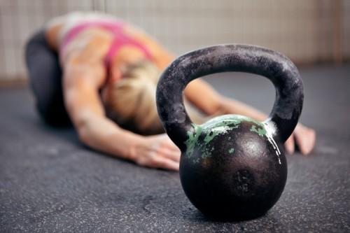 Kettlebell-exercises